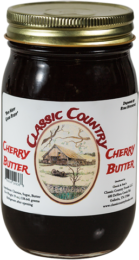 Classic Country Cherry Butter
