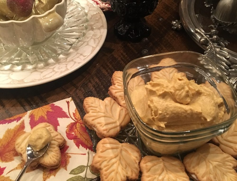 Pumpkin Butter Dip