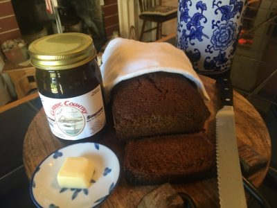 Classic Country Foods Sorghum Banana Bread